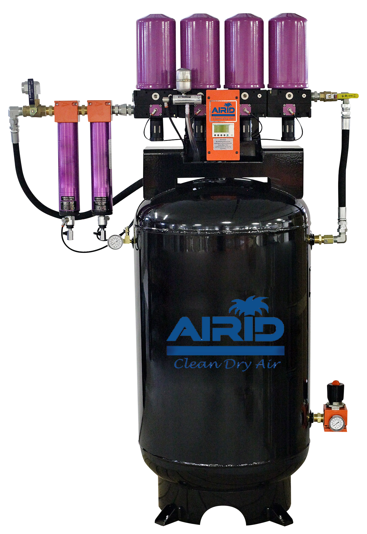 Compressed Air Filtration System