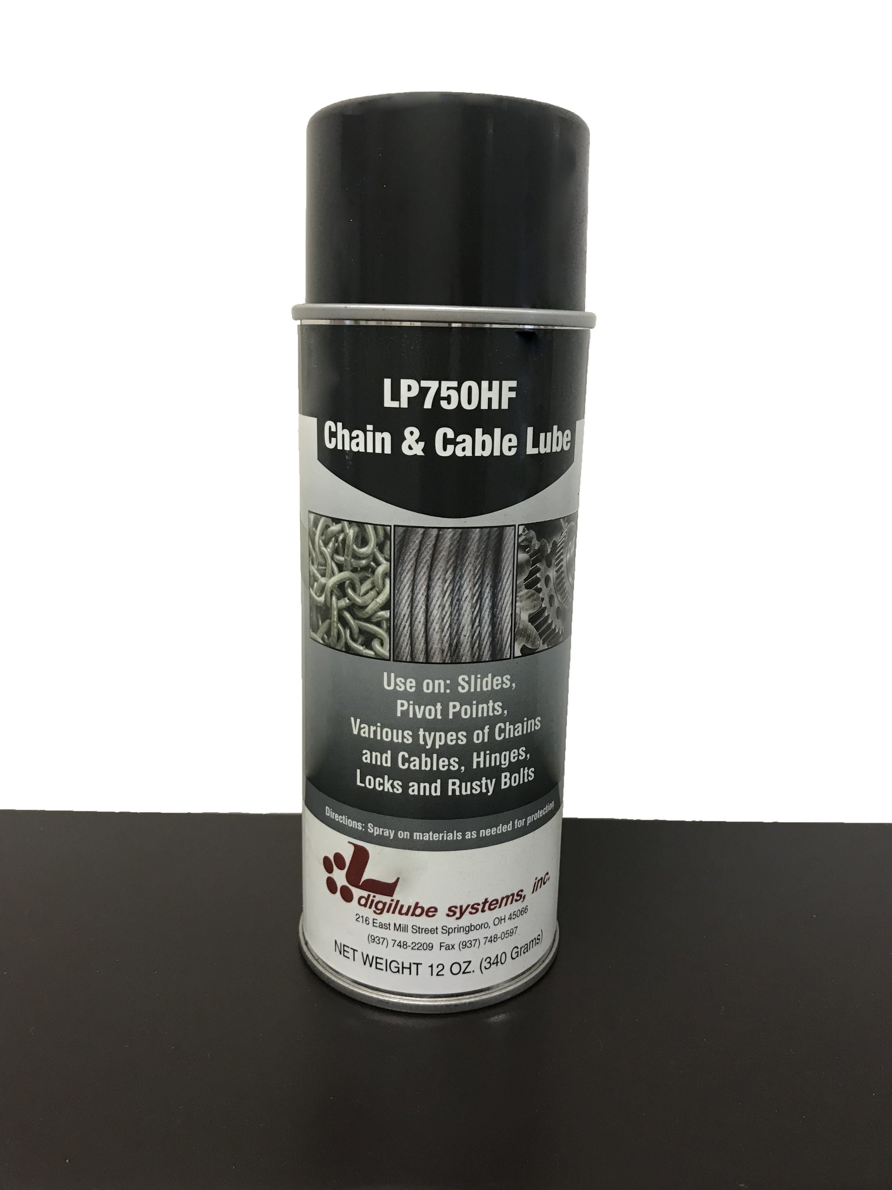 chain & cable lubricant spray