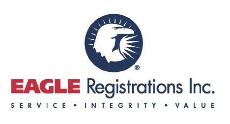 Eagle Registrations Inc. service integrity value
