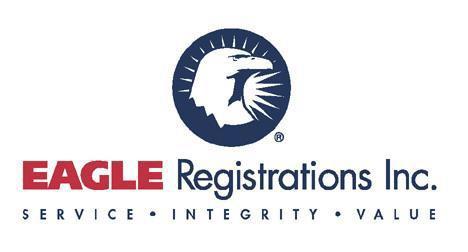 Eagle Registrations Inc. service integrity value