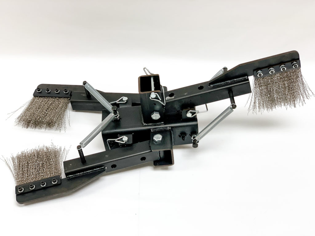 DL-20 Unibilt Chain Brush Cleaner